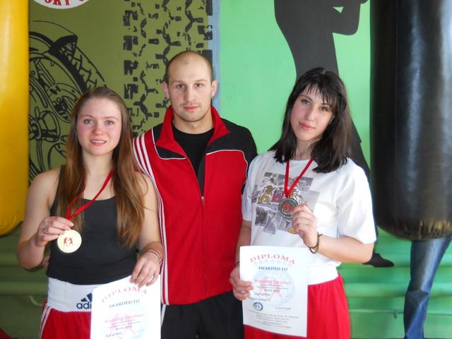 Kristina Savčenko, Iļja Žiļinskis, Jeļena Ivanova
