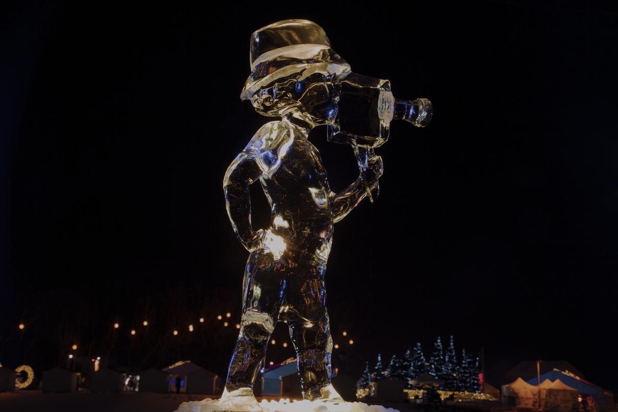 Ledus skulptūru festivāls