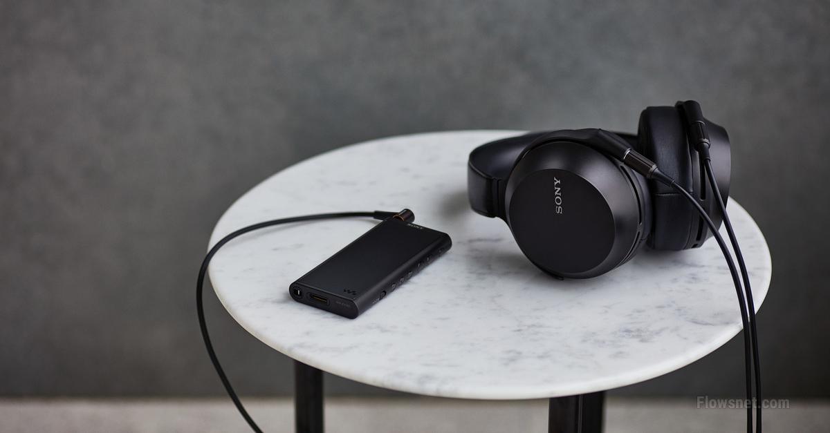 Dzīvās mūzikas atmosfēra ar Sony MDR-Z7M2 Premium austiņām