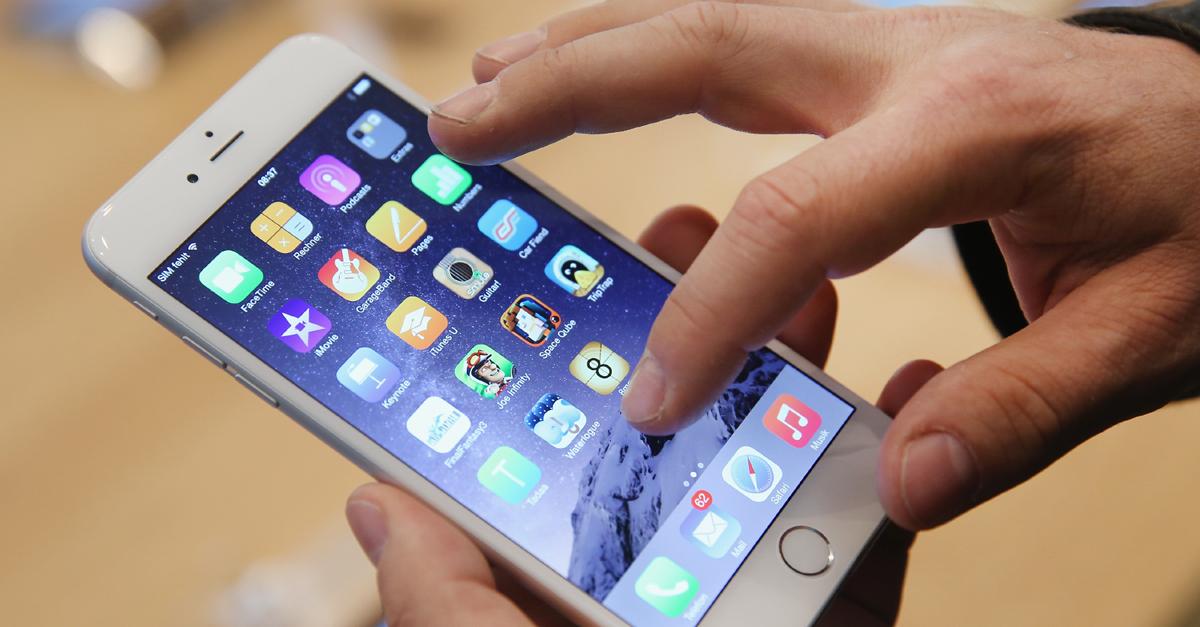 """""""iPhone"""" aplikācijas kļūme ļauj noklausīties un novērot svešus cilvēkus"""