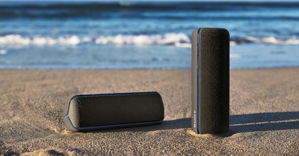 Sony jaunie EXTRA BASS™ skaļruņi ar spēcīgo skaņu pacels jūsu ballīti jaunā līmenī