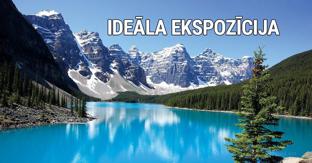 IDEĀLA EKSPOZĪCIJA
