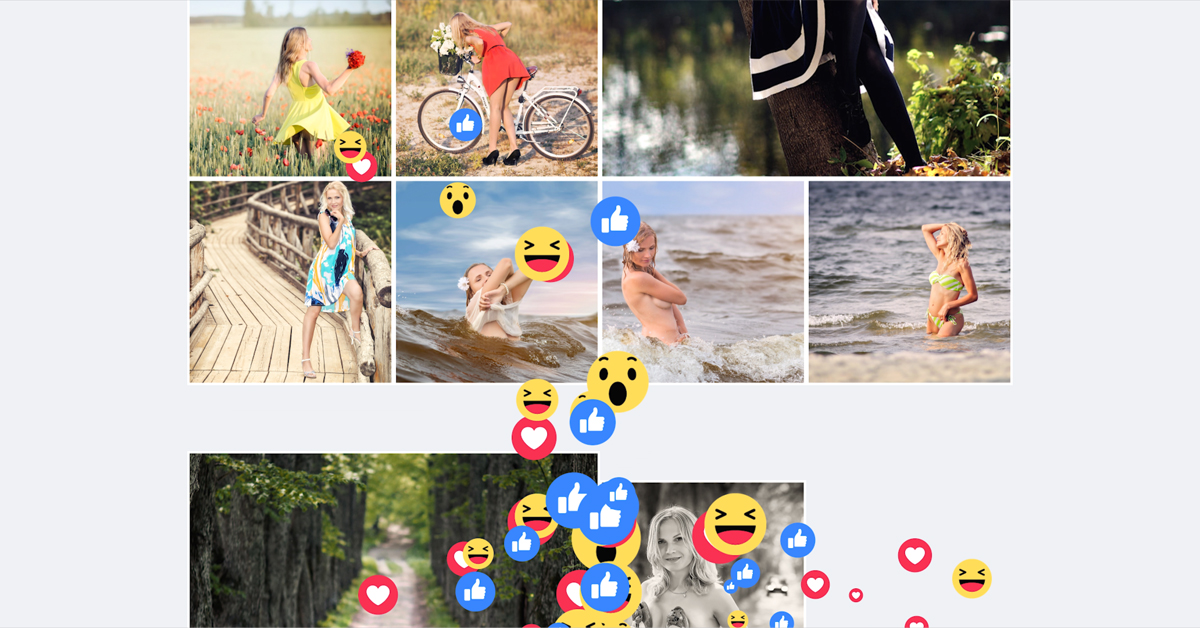 Facebook Promo - After Effects Template - Free