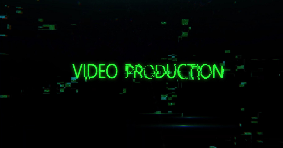 Glitch Logo Intro - After Effects Template - Free